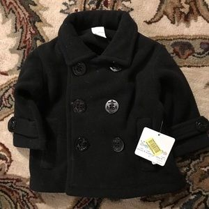 NWT Starting Out Pea Coat, 12 months